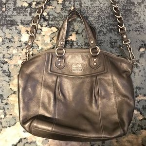 NWT Coach Tote with Shoulder Strap